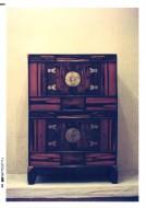 李朝室内装飾展新世界百貨店1971-01-E-1