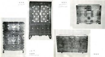 李朝室内装飾展1971-c-1